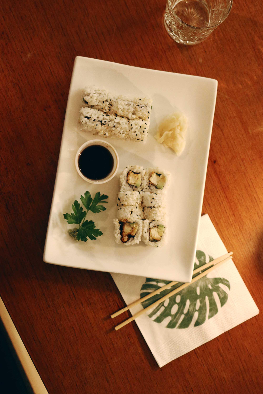 soyasaus til sushi